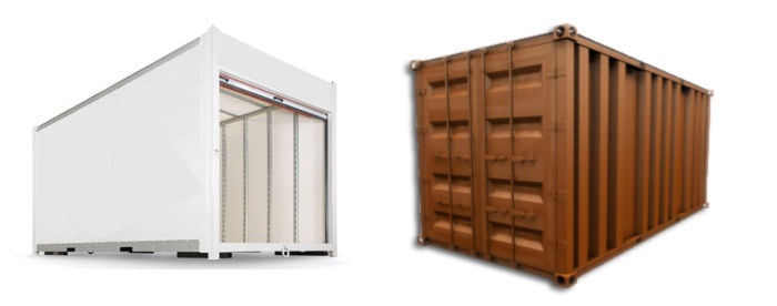 mobile storage units  sc 1 st  Self Storage Base & Mobile Storage Units u0026 Mobile Storage Containers | SelfStorageBase.com